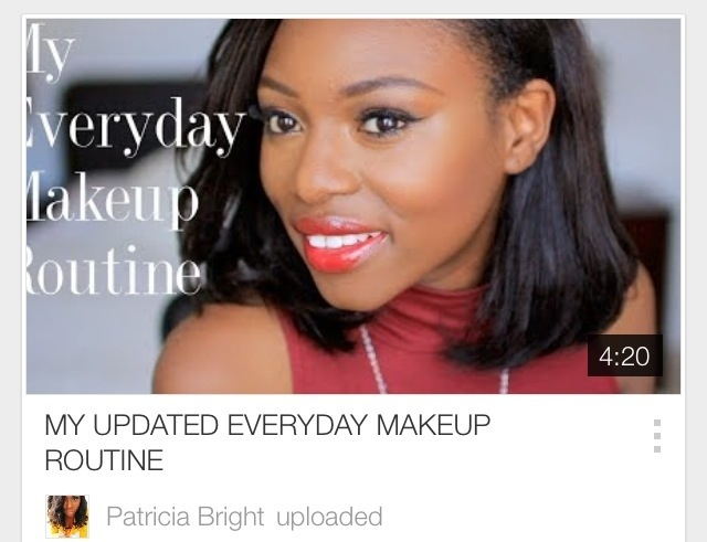 Friday Favorites | Youtube Style Vlogger | Patricia Bright