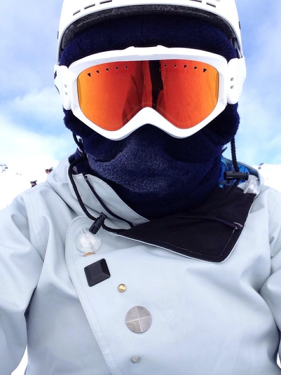 Snowboarding Style