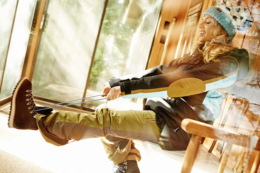 Burton x Lamb Parka Snowboard Jacket