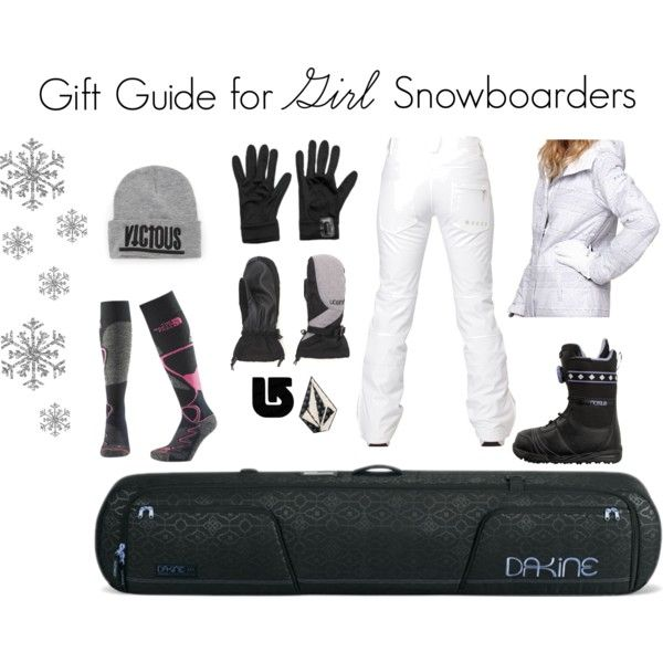 Gift Guide for Girl Snowboarders 2013