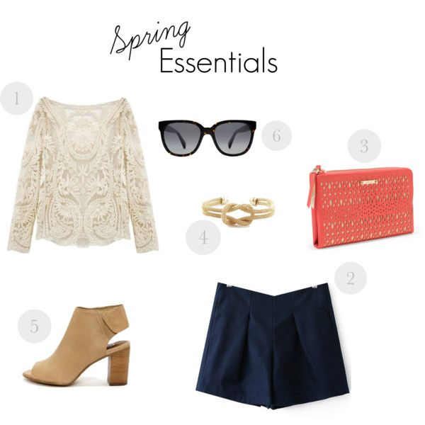Spring Fashion Essentials #KMKstyling