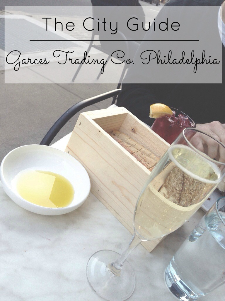 The City Guide | Garces Trading Co. Philadelphia | #KMKstyling