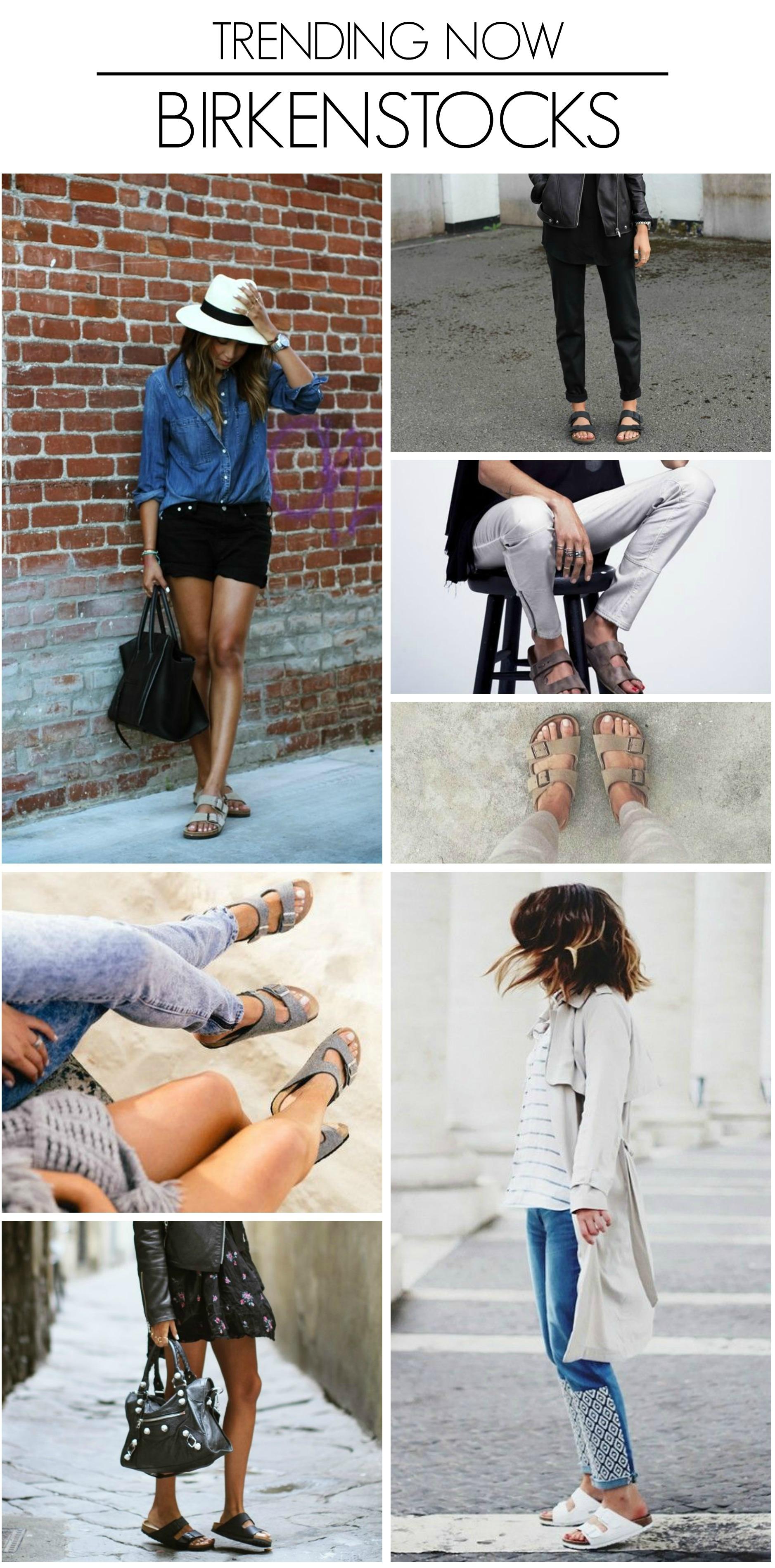 How To Wear Birkenstocks This Fall 2020 | FashionGum.com