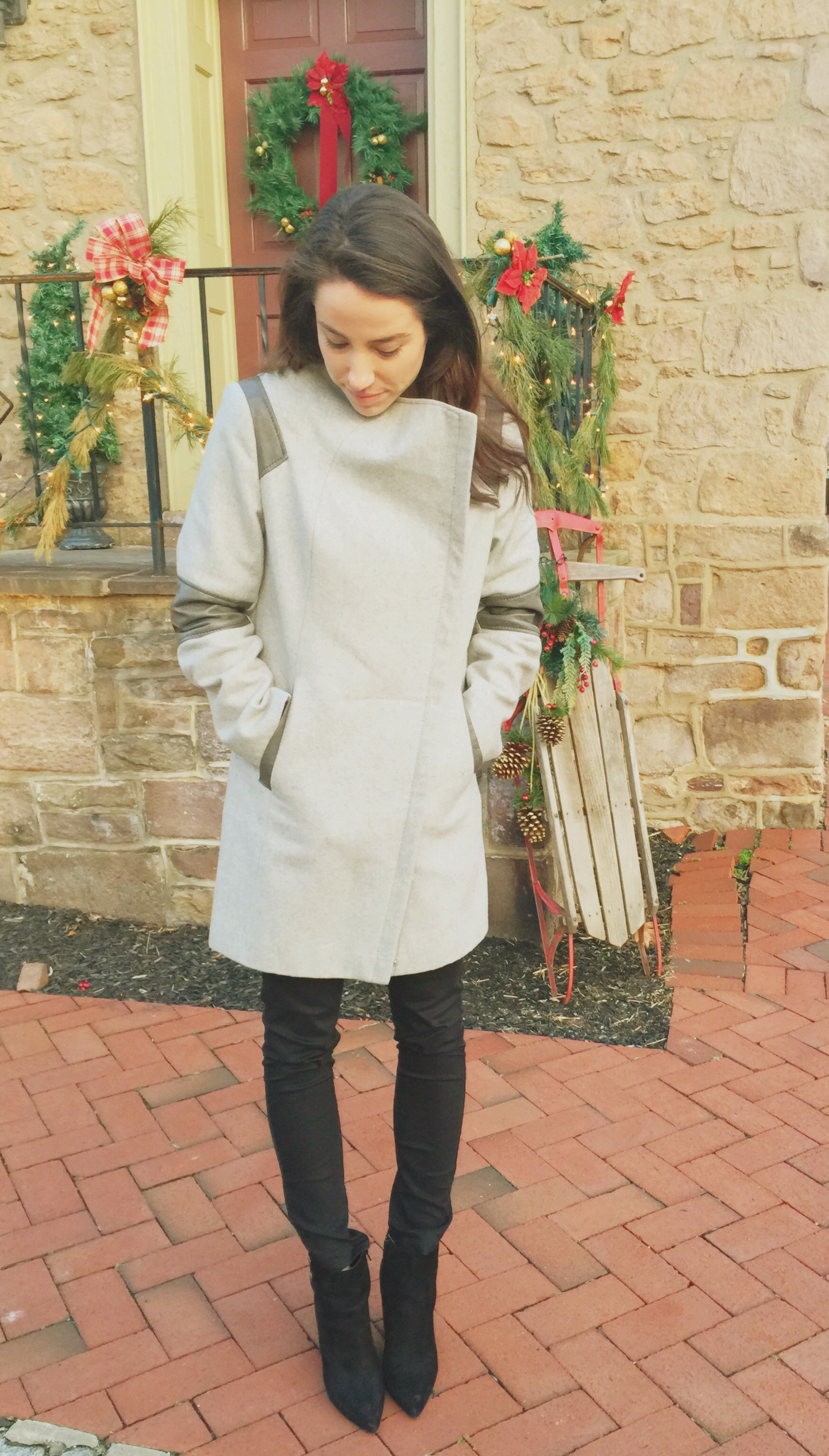 chic winter coat inspiration