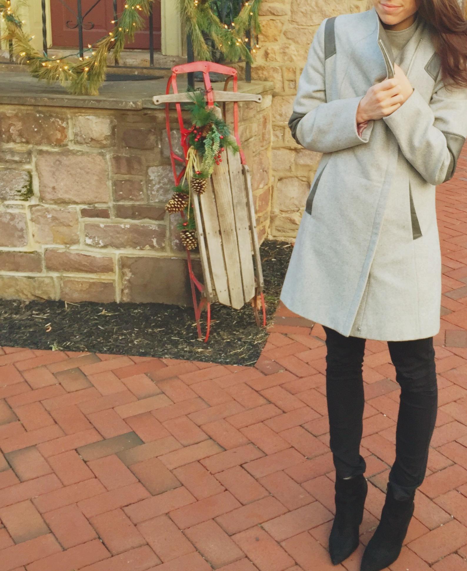 chic winter coat inspiration